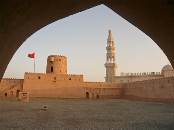 Fort in Ras Al Hadd