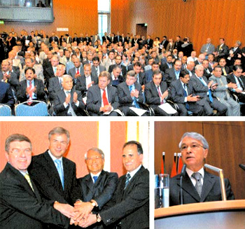 Highlights of the 10th German-Arab-Economic-Forum